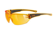 UVEX Sportstyle 204 orange/orange